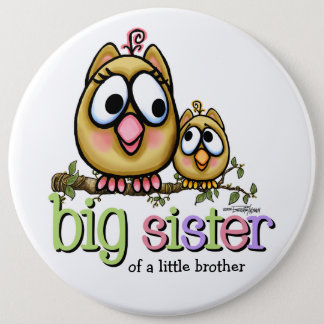 Badges Huée pour la grande soeur