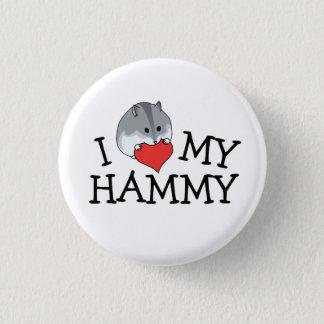 Badges I coeur le nain de mon Campbell Hammy de Russe