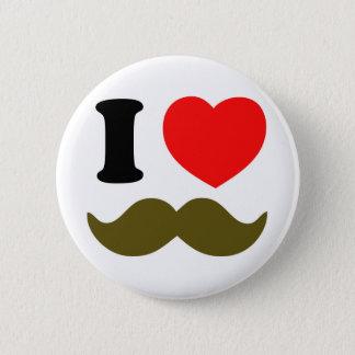 Badges I coeur Stache