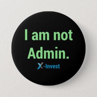 Badges I urgence à l'Admin.