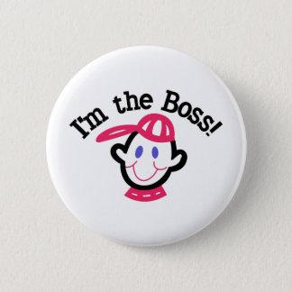 Badges Im le patron