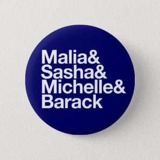 Badges Inauguration et plus d'Obama