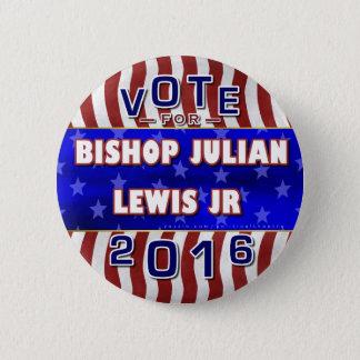 Badges Indépendant 2016 de président élection de Julian