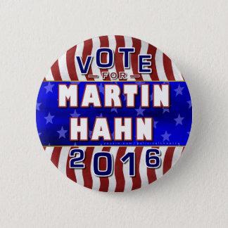 Badges Indépendant 2016 de président élection de Martin