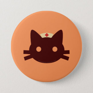 Badges Infirmière Kitty
