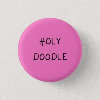 Badges Insigne/bouton noirs orphelins - citation d'Alison