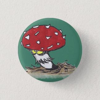 Badges Insigne de bouton de champignon