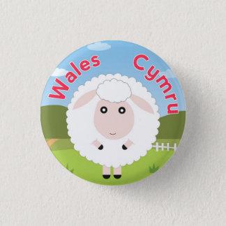 Badges Insigne de bouton de Pin de moutons du Pays de