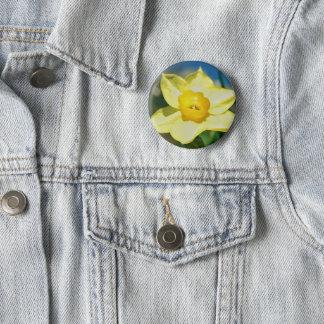 Badges Insigne de fleur de jonquille