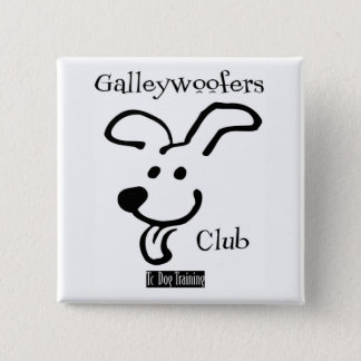 Badges Insigne de Galleywoofers