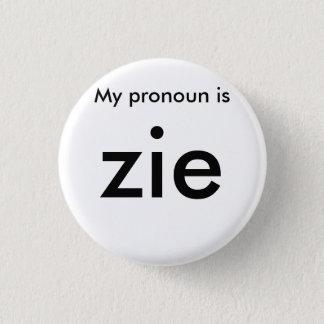Badges Insigne de pronom