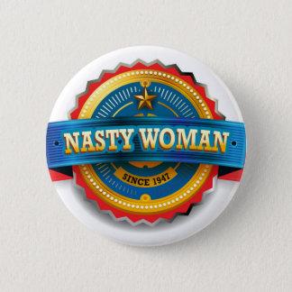 Badges Insigne méchant de femme d'honneur