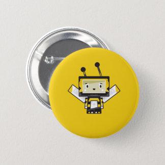 Badges Insigne mignon de bouton d'abeille de Blockimals