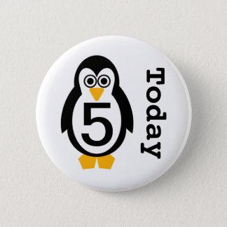 Badges Insigne personnalisable d'âge de partie de