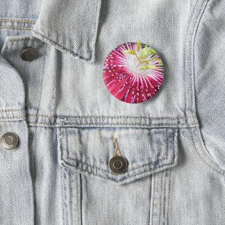 Badges Insigne rose de fleur de passion