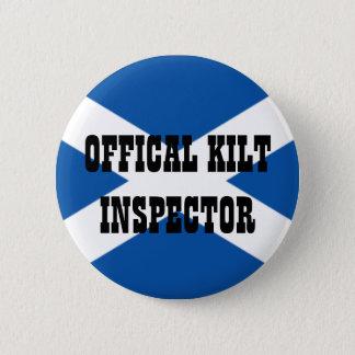 Badges Inspecteur officiel de kilt