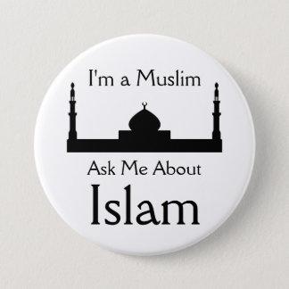 Badges Interrogez-moi au sujet de l'Islam