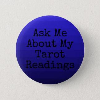 Badges Interrogez-moi au sujet de mes lectures de tarot