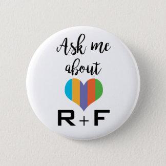 Badges Interrogez-moi au sujet de R+F