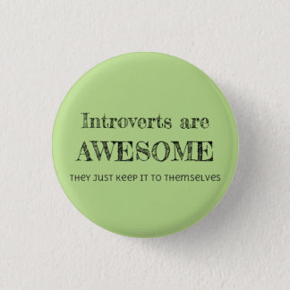 Badges Introverts sont impressionnant