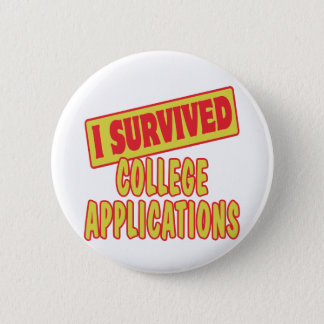 BADGES J'AI SURVÉCU À DES APPLICATIONS D'UNIVERSITÉ
