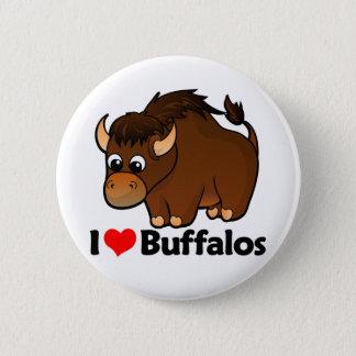 Badges J'aime Buffalo