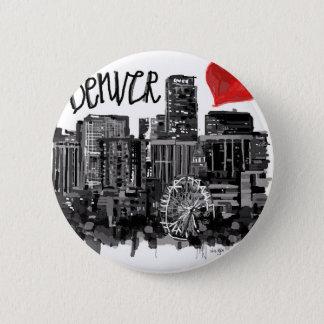 Badges J'aime Denver