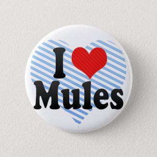 Badges J'aime des mules