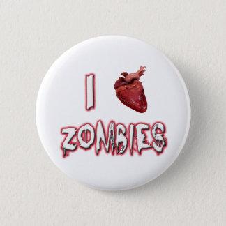 Badges J'aime des zombis