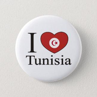 Badges J'aime la Tunisie