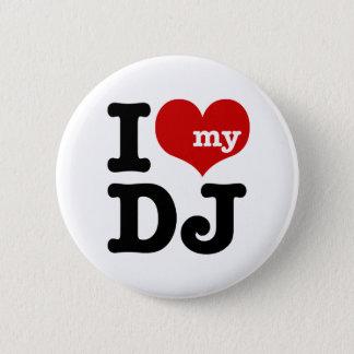 Badges J'aime le mon DJ
