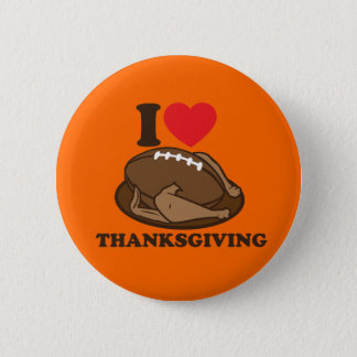 Badges J'aime le thanksgiving