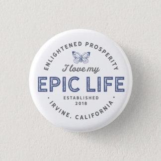 Badges J'aime mon bouton épique de la vie