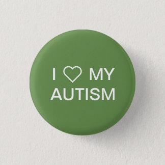 """Badges """"Je bouton aime mon autisme"""""""