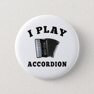 Badges Je joue l'accordéon
