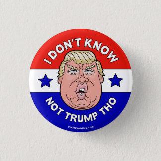 Badges Je ne connais pas pas l'atout Tho, bouton