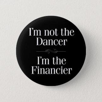 Badges Je ne suis pas le danseur