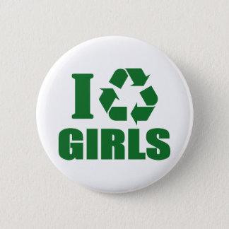 Badges Je réutilise des filles