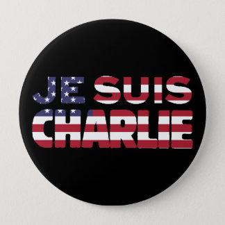 Badges Je Suis Charlie - je suis des étoiles de Charlie