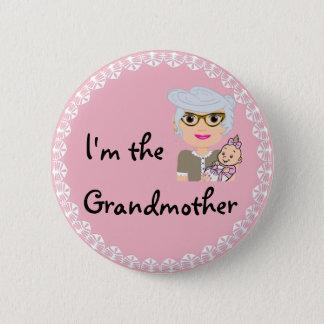Badges Je suis la grand-mère