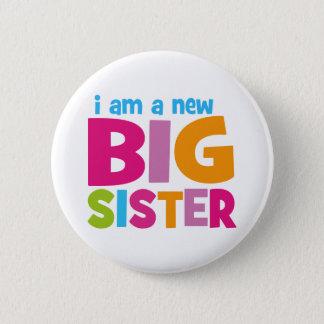 Badges Je suis une nouvelle grande soeur