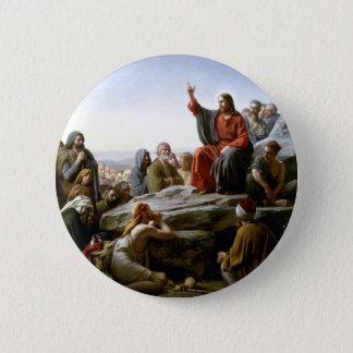 Badges Jésus 's Sermon-sur-Le-Bâti-par-Bloch