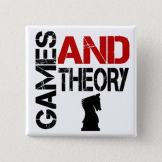 Badges Jeux et bouton de théorie