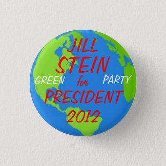 Badges Jill Stein pour le bouton de président