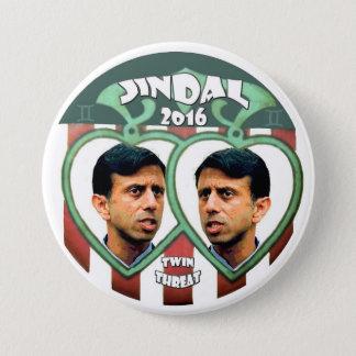Badges Jindal pour le président 2016
