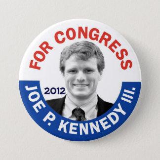 Badges Joe P. Kennedy III pour le congrès 2012