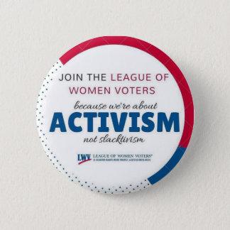 """Badges Joignez le bouton pas """"de Slactivism d'activisme"""""""