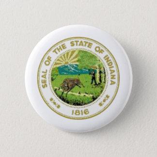 Badges Joint d'état de l'Indiana