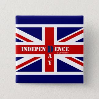 Badges Jour de la Déclaration d'Indépendance pour le