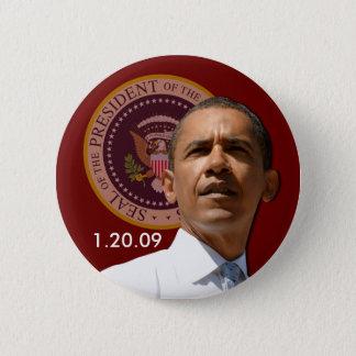 Badges Jour d'inauguration 1.20.09 - l'article du